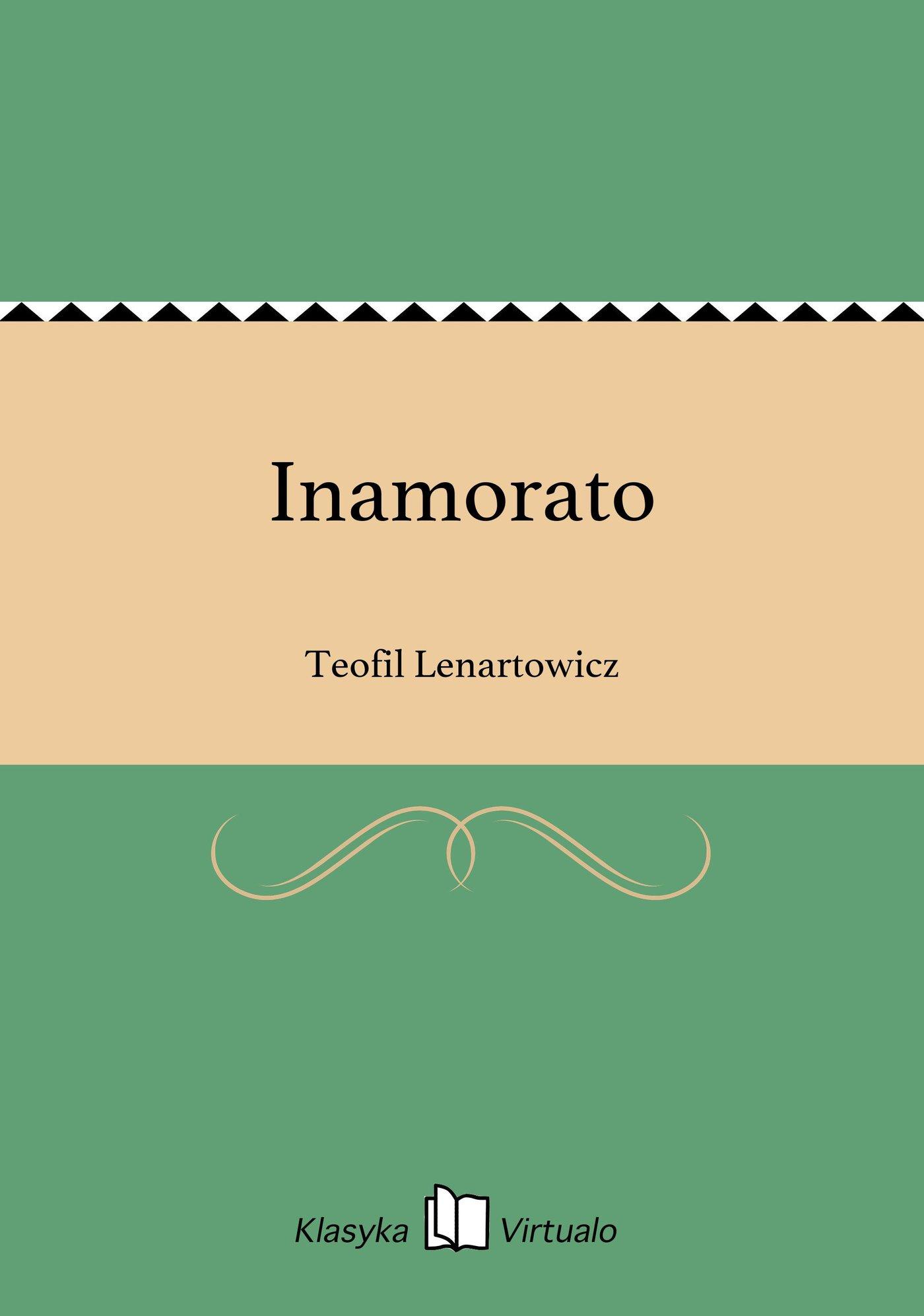 Inamorato - Ebook (Książka EPUB) do pobrania w formacie EPUB