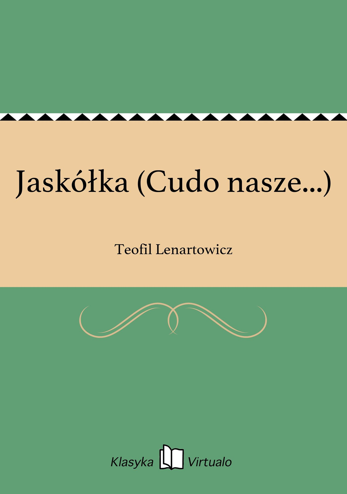 Jaskółka (Cudo nasze...) - Ebook (Książka EPUB) do pobrania w formacie EPUB