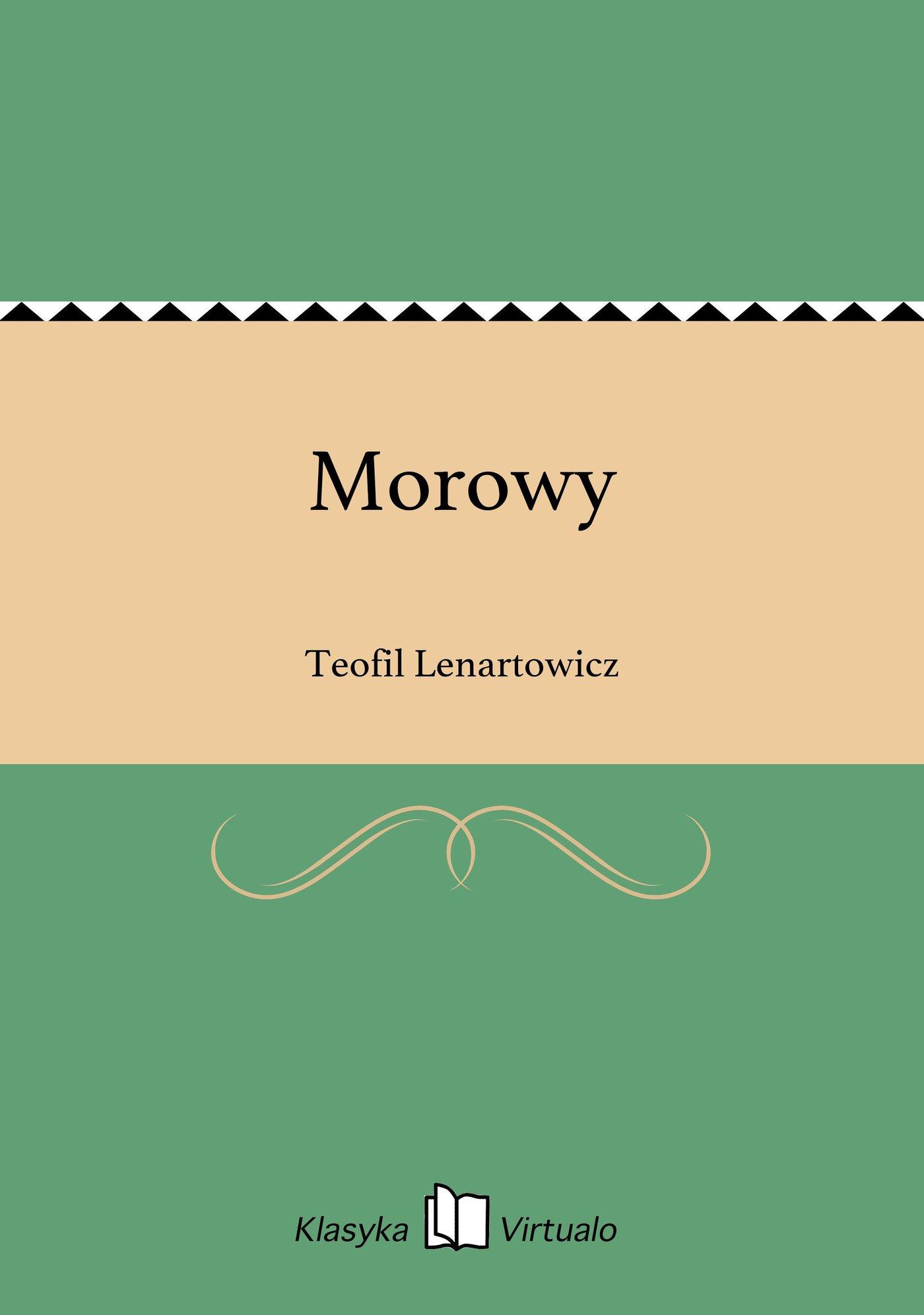 Morowy - Ebook (Książka EPUB) do pobrania w formacie EPUB