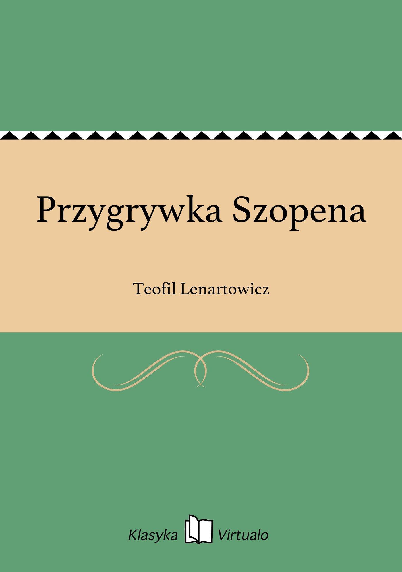 Przygrywka Szopena - Ebook (Książka EPUB) do pobrania w formacie EPUB