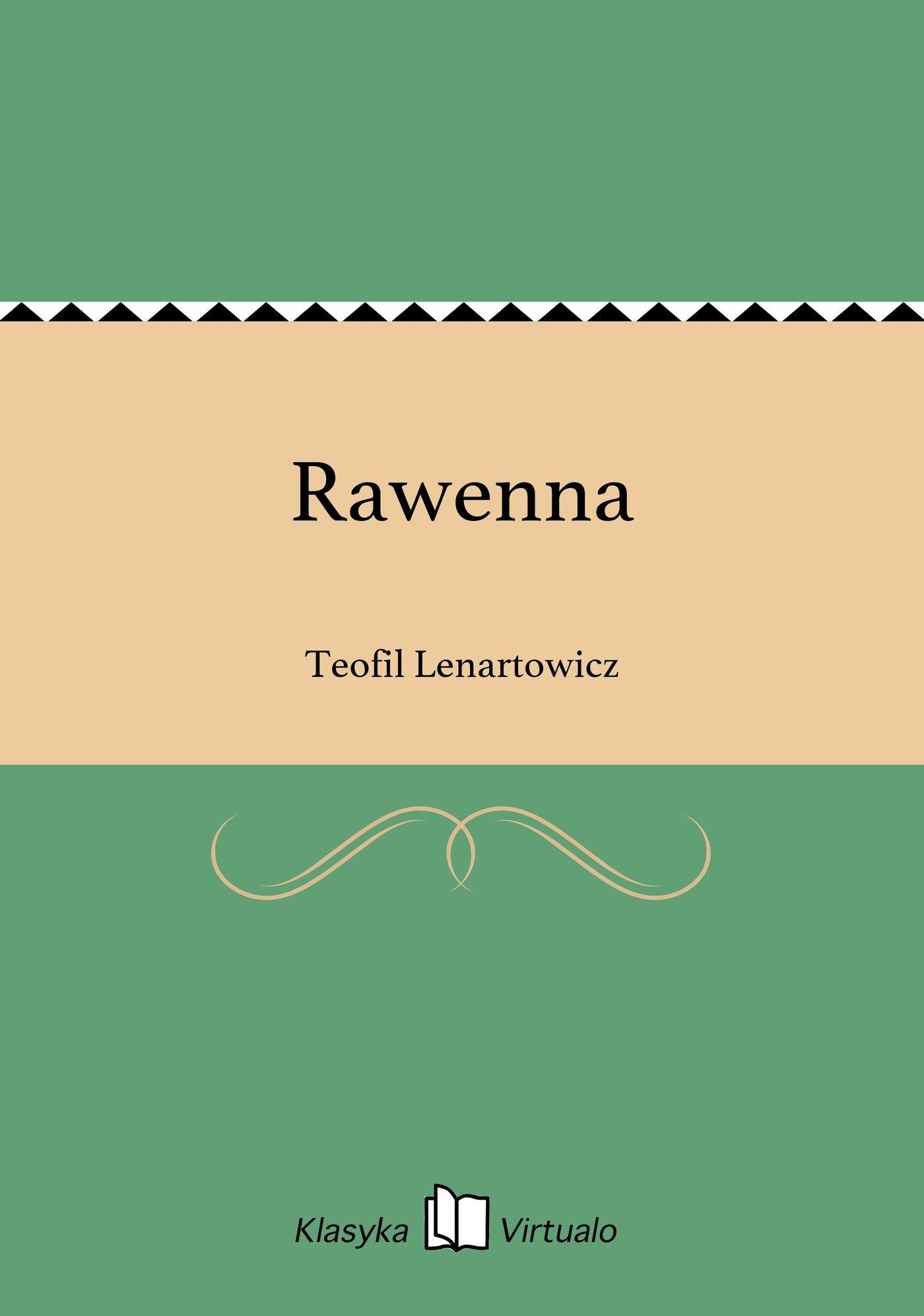 Rawenna - Ebook (Książka EPUB) do pobrania w formacie EPUB
