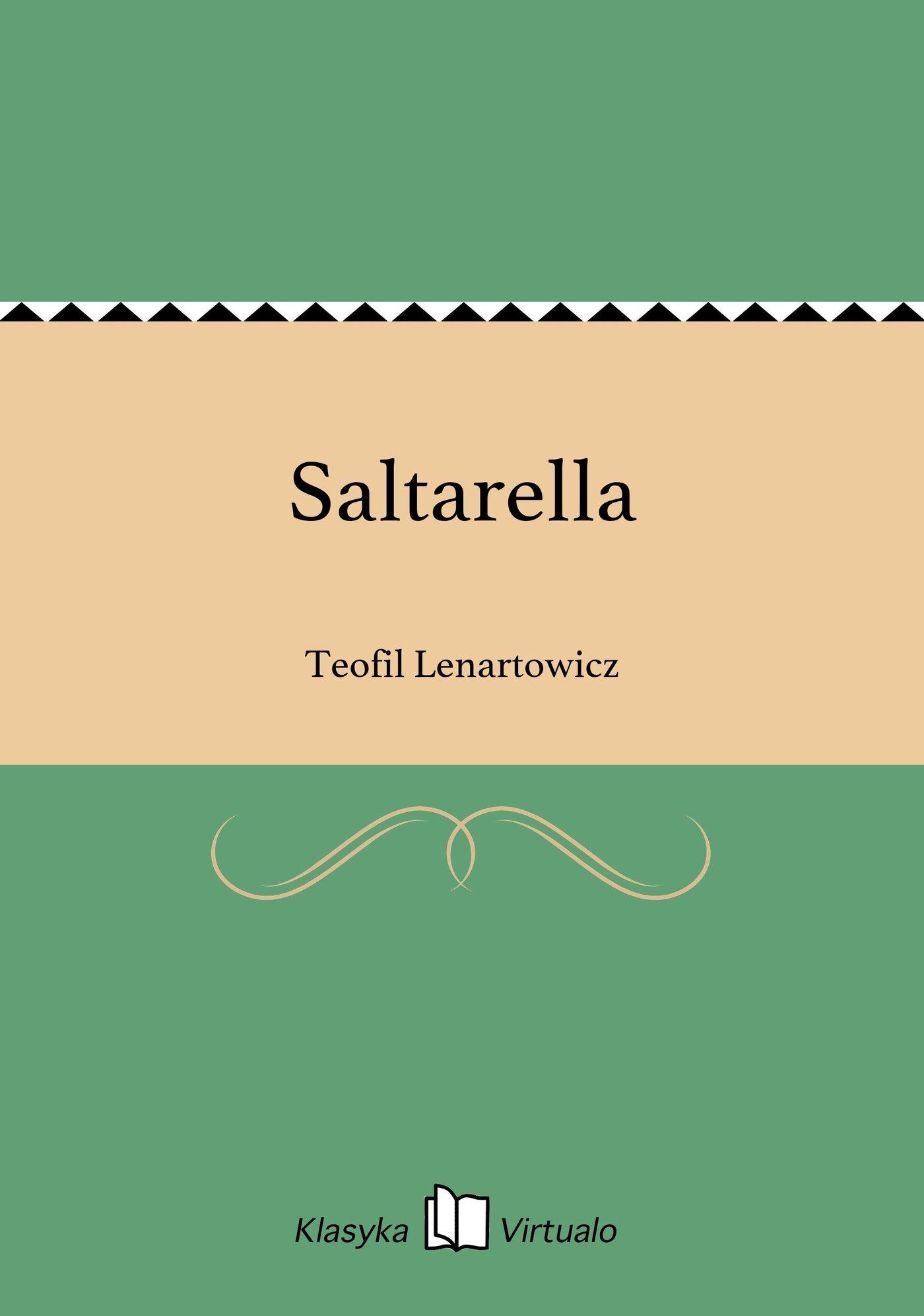 Saltarella - Ebook (Książka EPUB) do pobrania w formacie EPUB