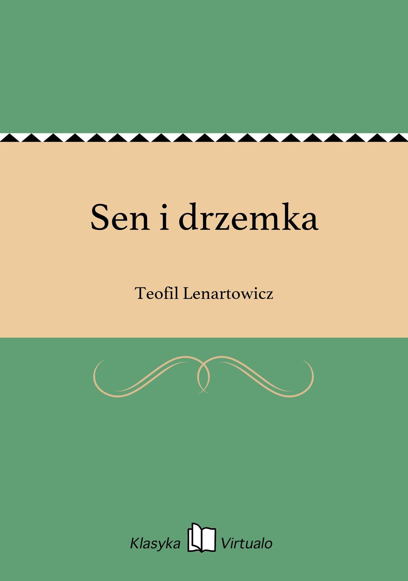 Sen i drzemka - Ebook (Książka EPUB) do pobrania w formacie EPUB