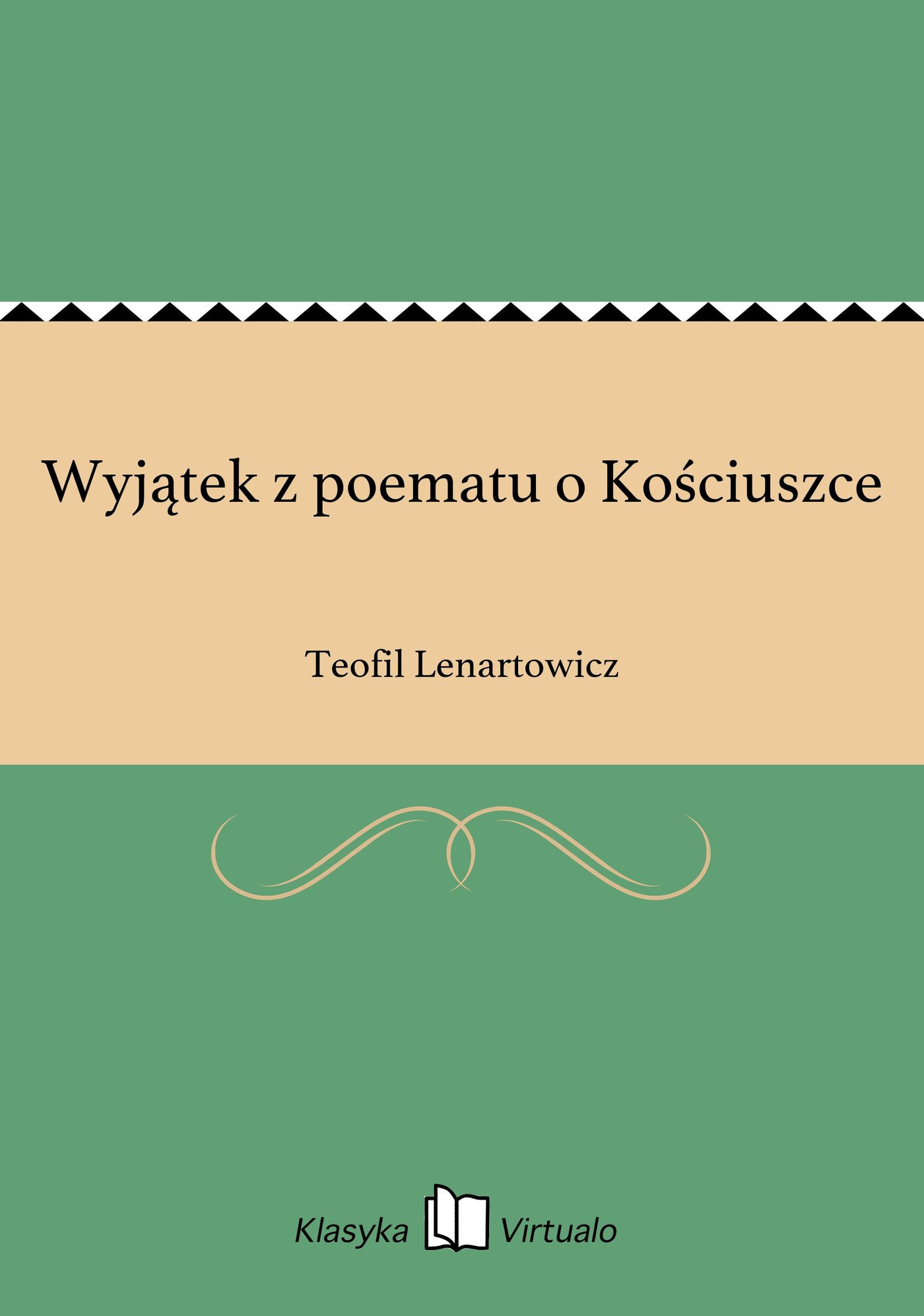 Wyjątek z poematu o Kościuszce - Ebook (Książka EPUB) do pobrania w formacie EPUB
