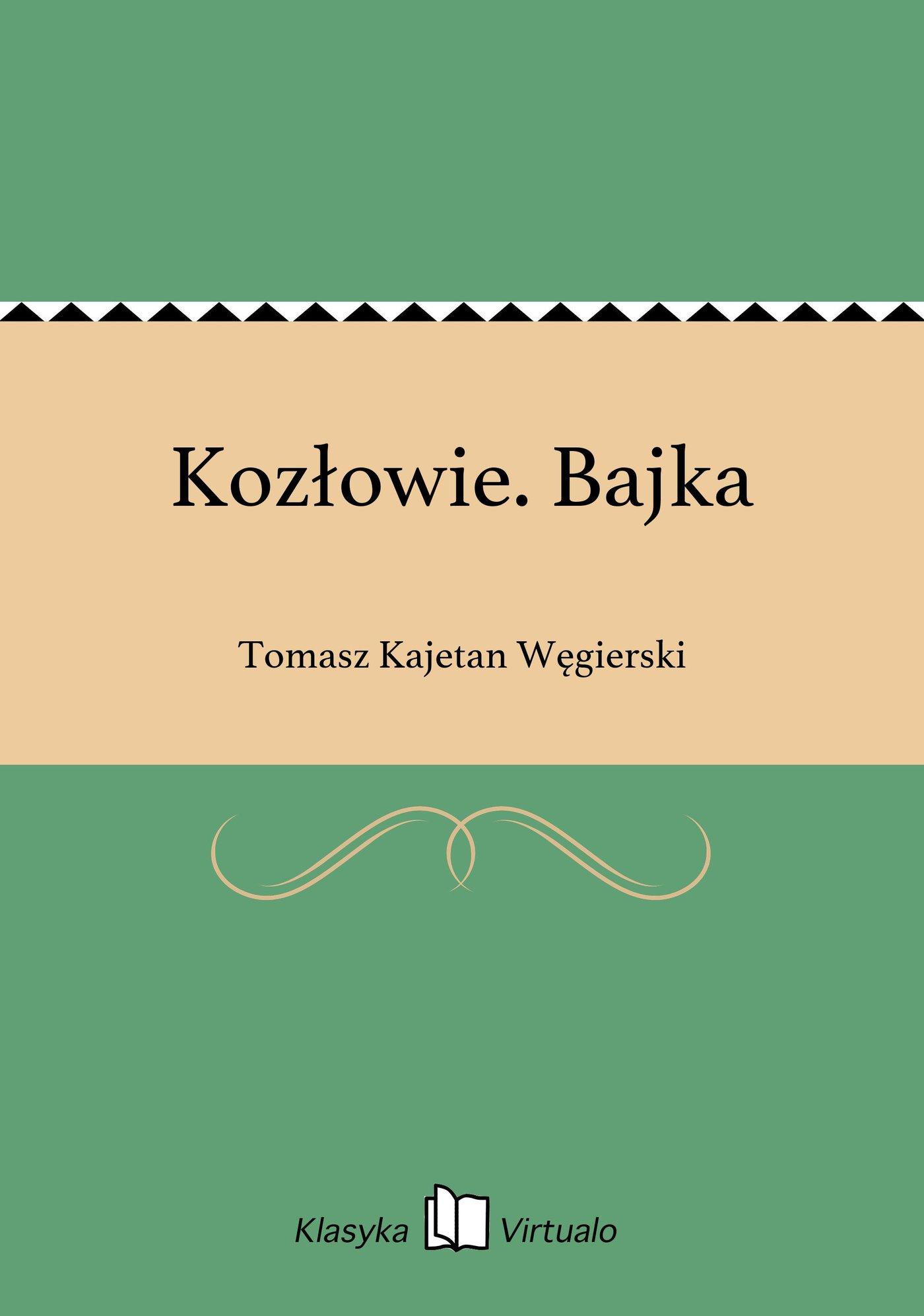 Kozłowie. Bajka - Ebook (Książka EPUB) do pobrania w formacie EPUB