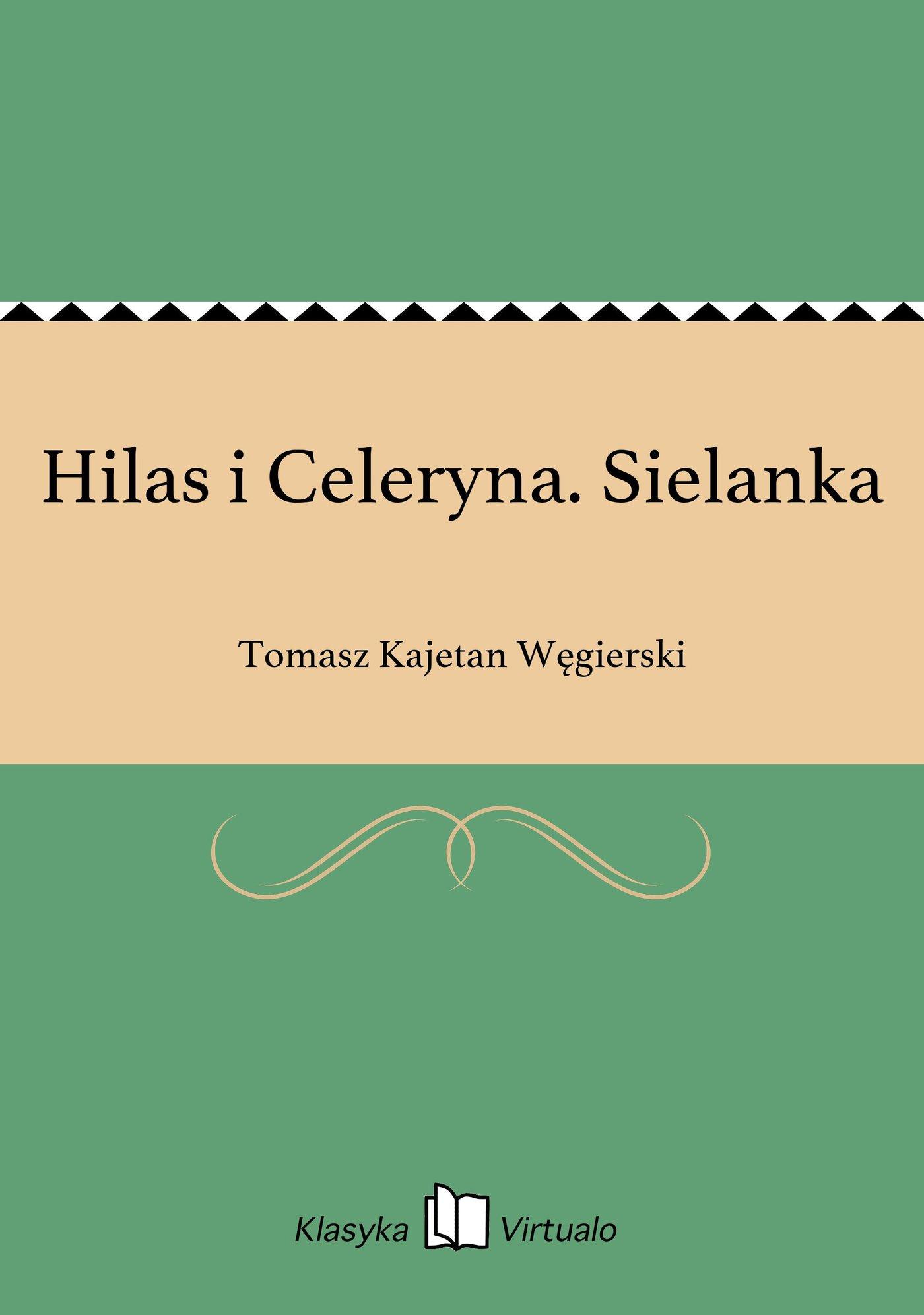 Hilas i Celeryna. Sielanka - Ebook (Książka EPUB) do pobrania w formacie EPUB