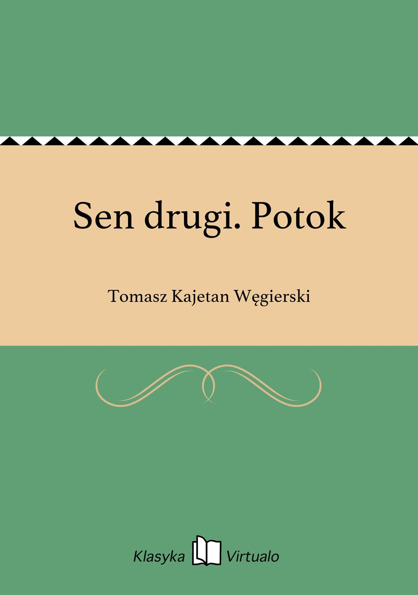 Sen drugi. Potok - Ebook (Książka EPUB) do pobrania w formacie EPUB