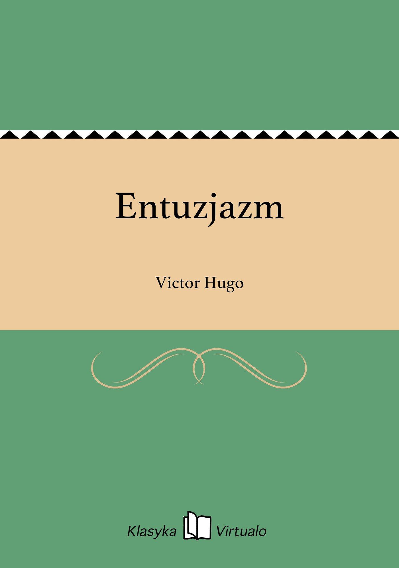 Entuzjazm - Ebook (Książka EPUB) do pobrania w formacie EPUB