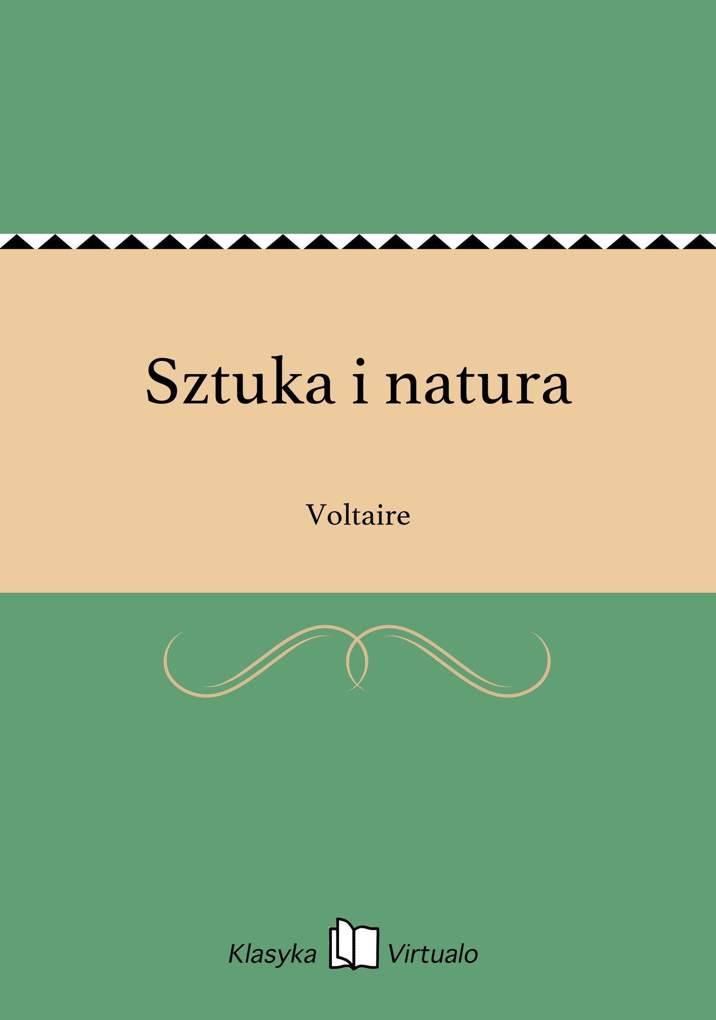 Sztuka i natura - Ebook (Książka EPUB) do pobrania w formacie EPUB
