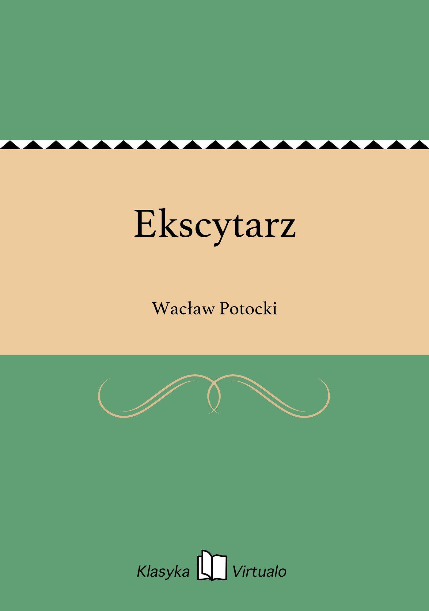 Ekscytarz - Ebook (Książka EPUB) do pobrania w formacie EPUB