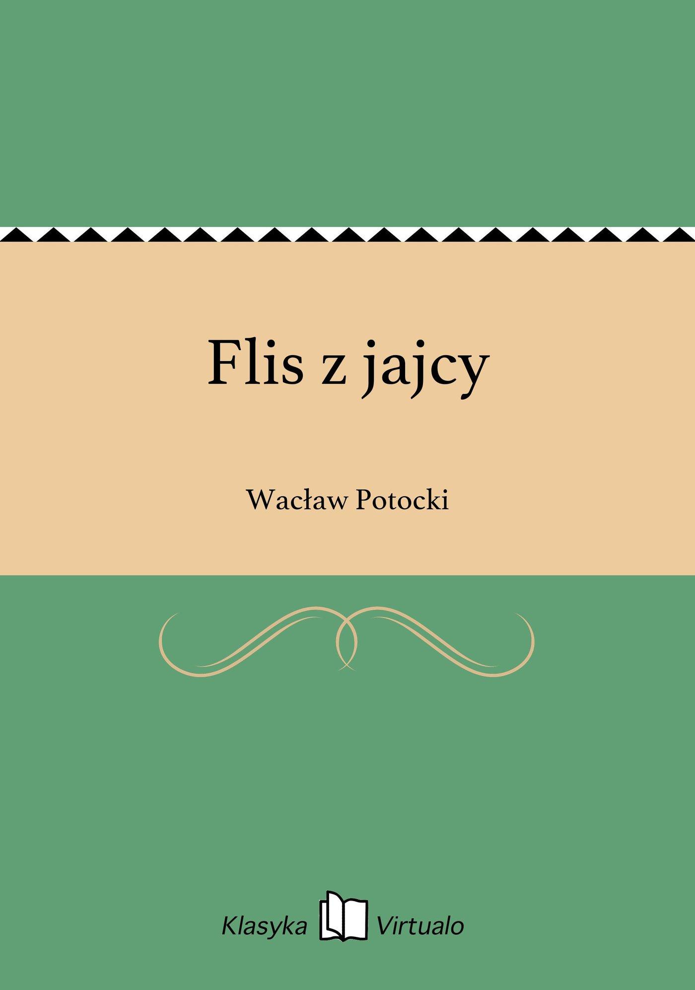 Flis z jajcy - Ebook (Książka EPUB) do pobrania w formacie EPUB
