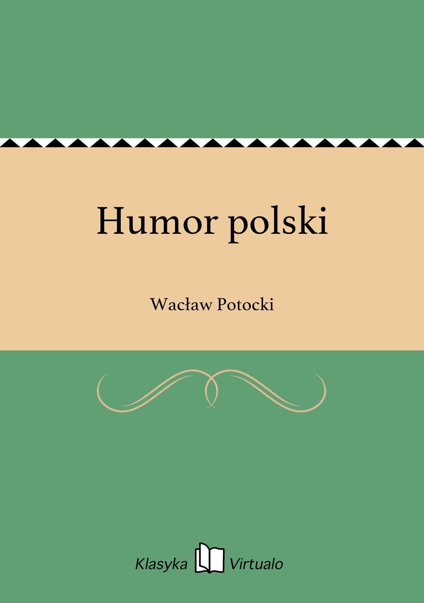 Humor polski - Ebook (Książka EPUB) do pobrania w formacie EPUB
