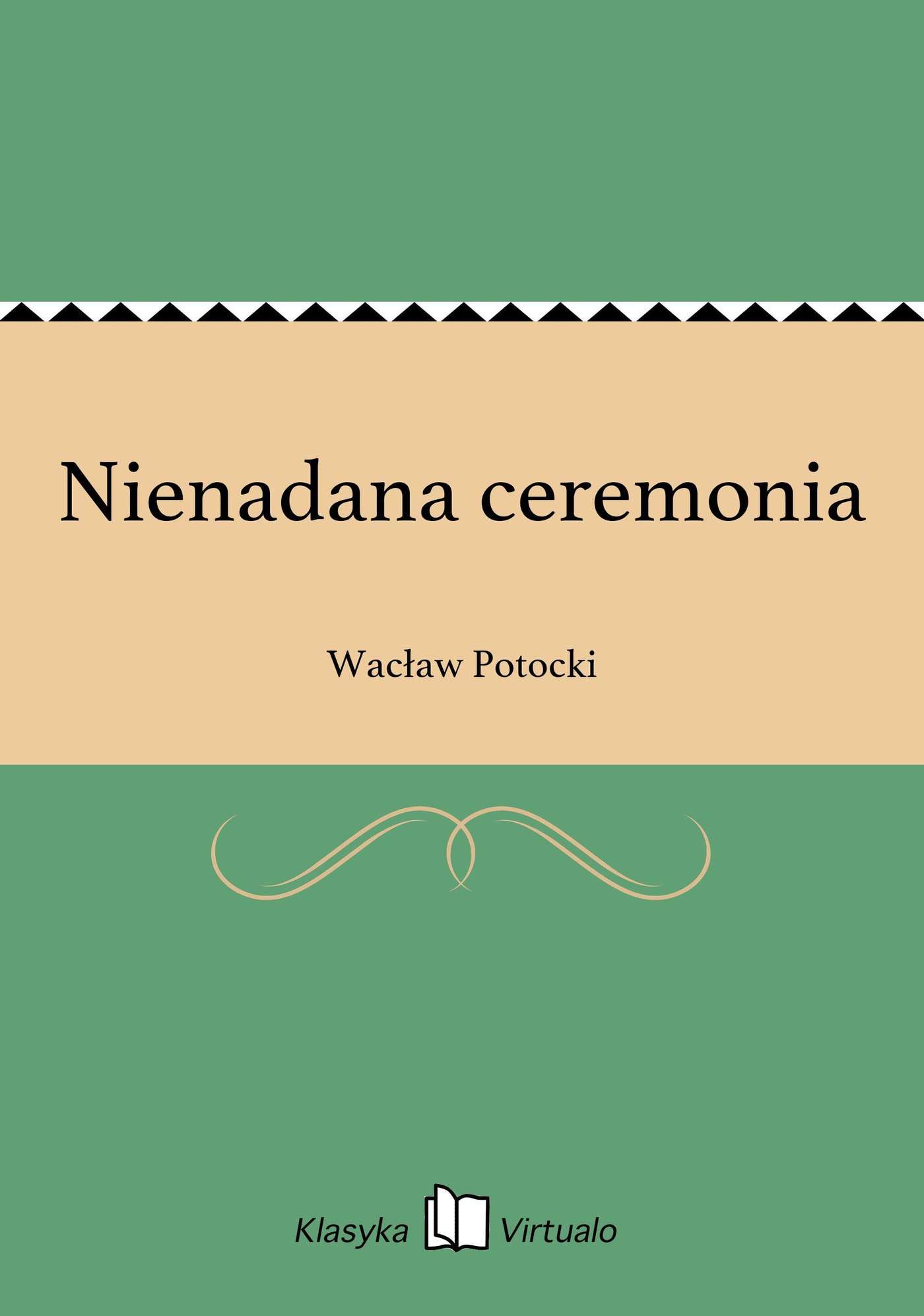 Nienadana ceremonia - Ebook (Książka EPUB) do pobrania w formacie EPUB