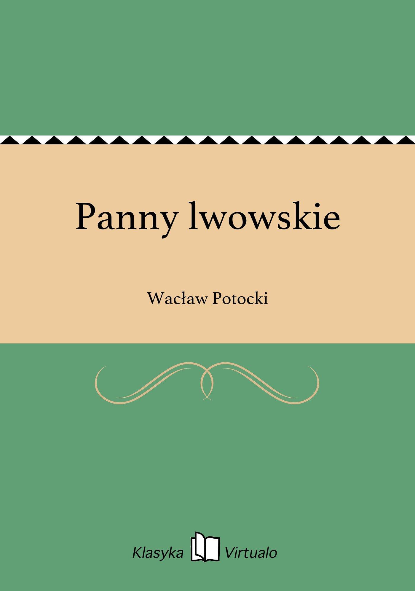 Panny lwowskie - Ebook (Książka EPUB) do pobrania w formacie EPUB