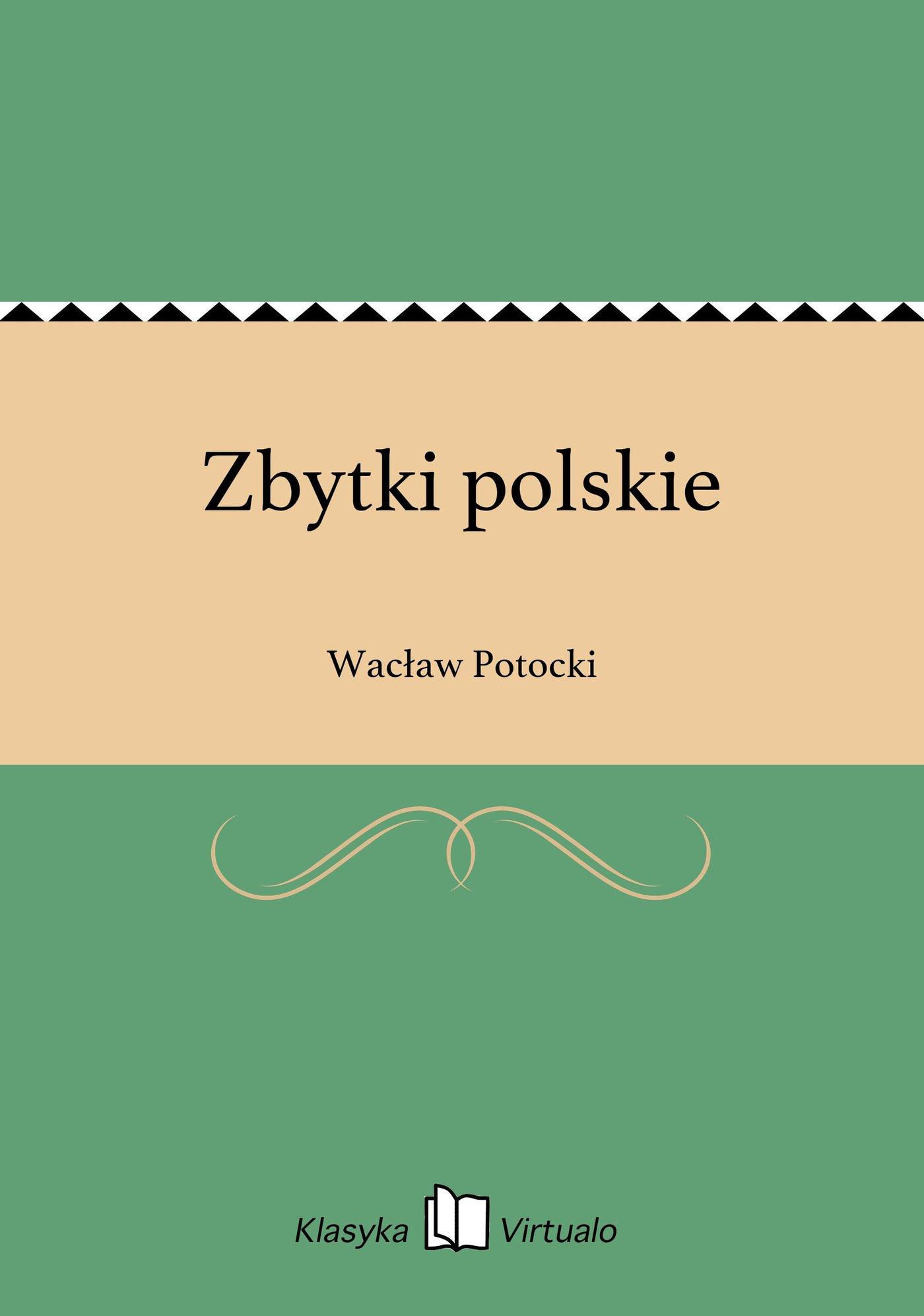 Zbytki polskie - Ebook (Książka EPUB) do pobrania w formacie EPUB