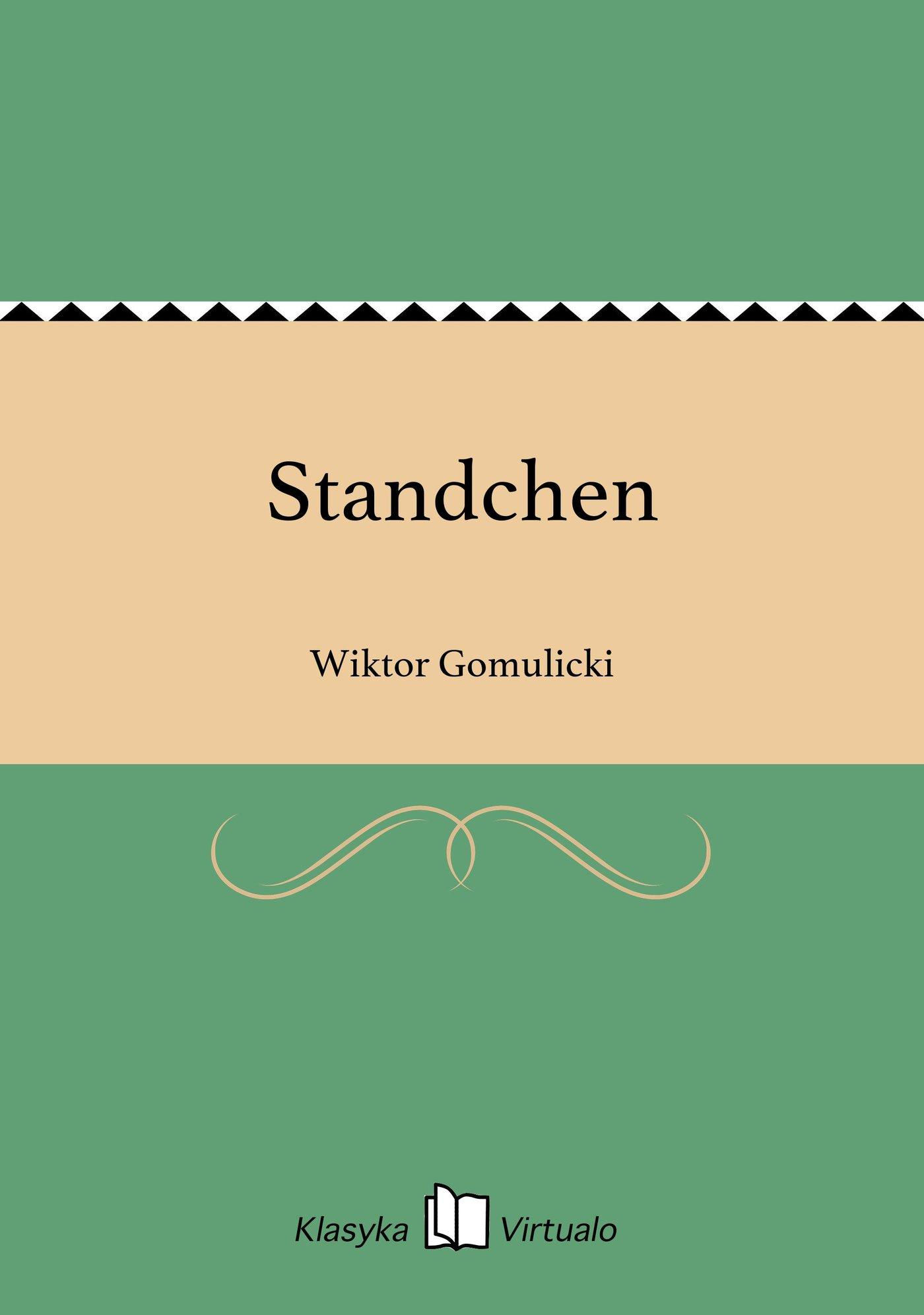 Standchen - Ebook (Książka EPUB) do pobrania w formacie EPUB