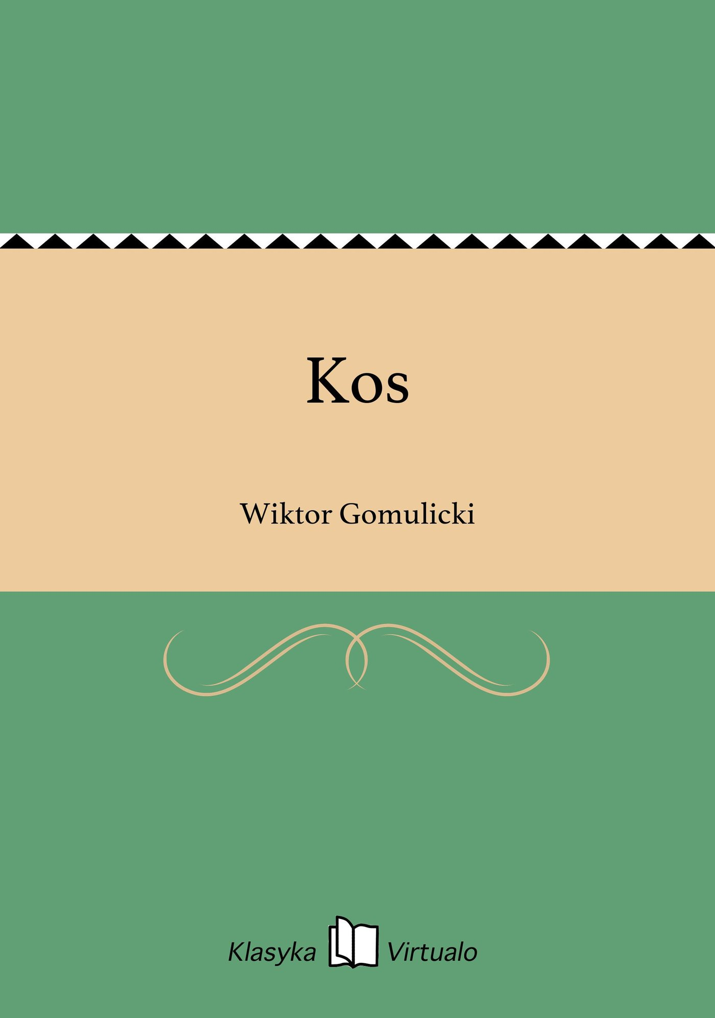 Kos - Ebook (Książka EPUB) do pobrania w formacie EPUB