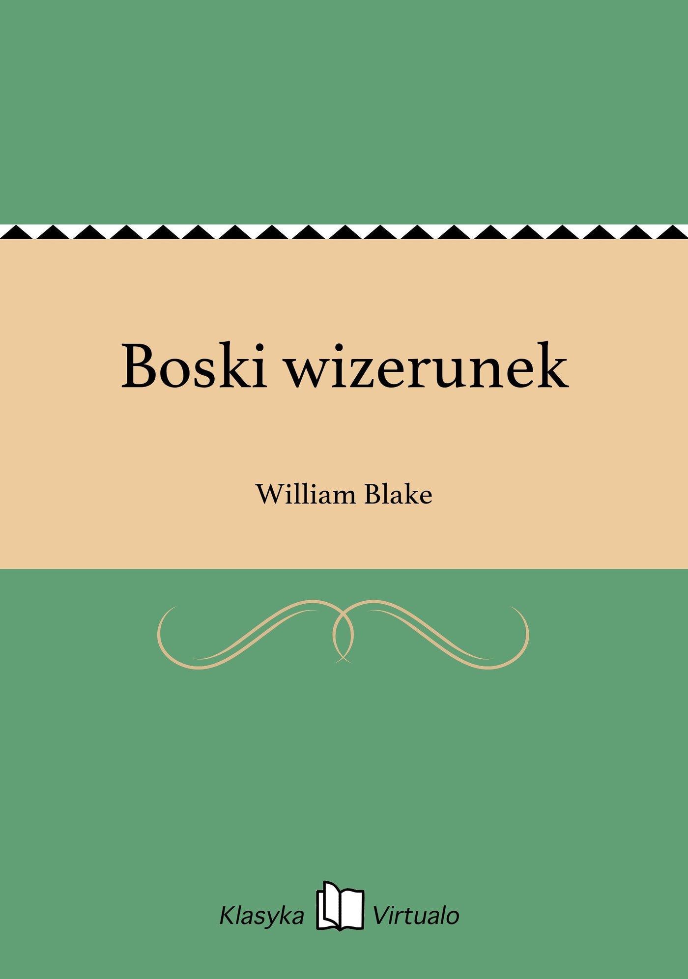Boski wizerunek - Ebook (Książka EPUB) do pobrania w formacie EPUB
