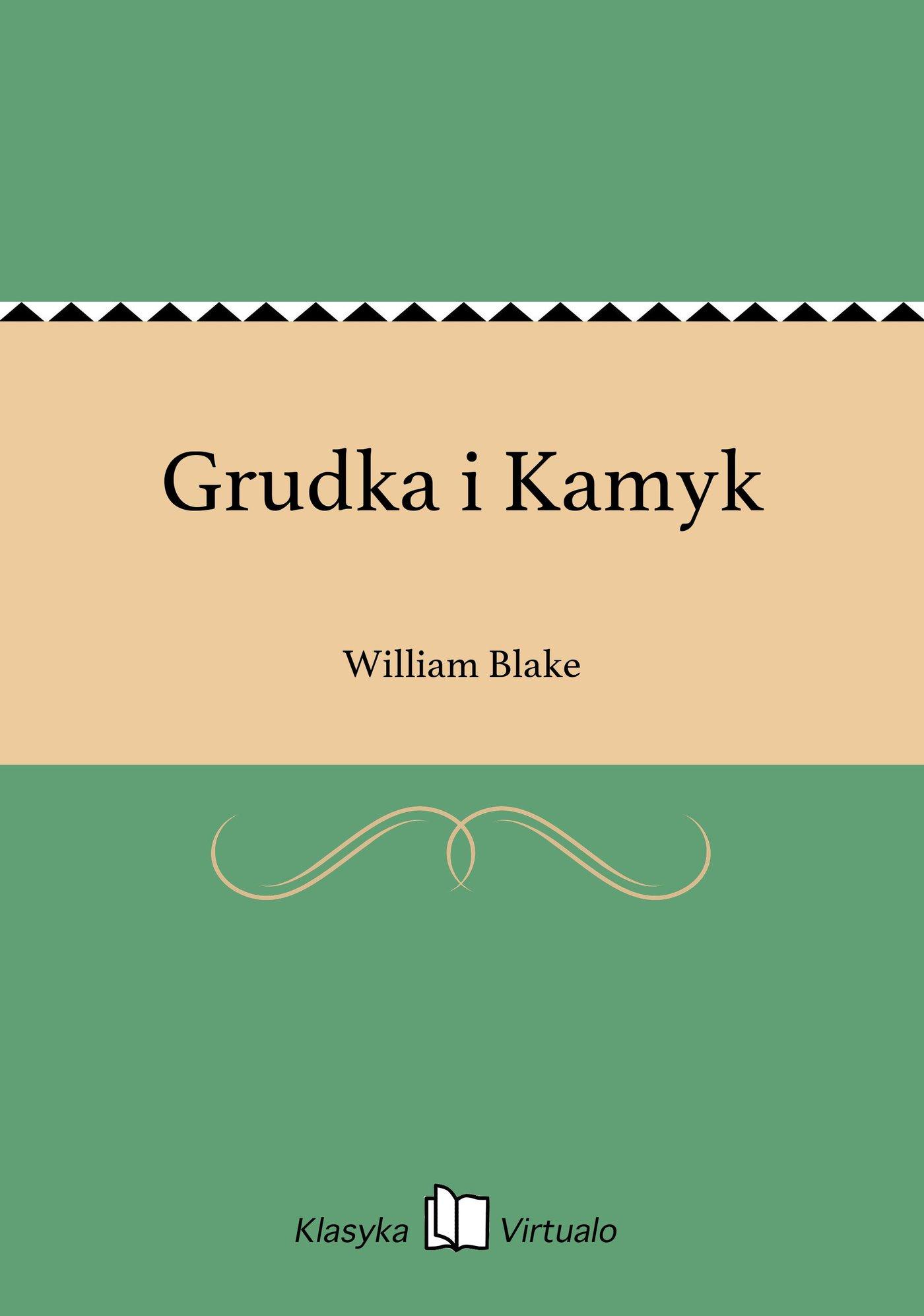 Grudka i Kamyk - Ebook (Książka EPUB) do pobrania w formacie EPUB