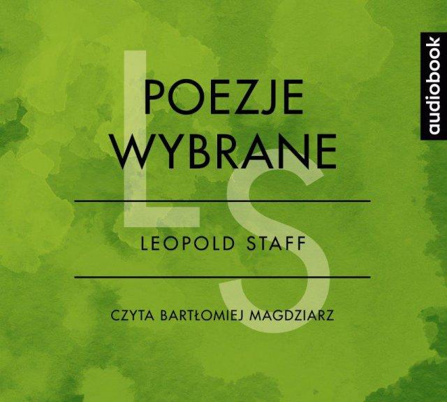 Poezje Wybrane Leopold Staff
