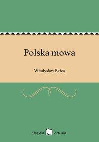 Polska mowa