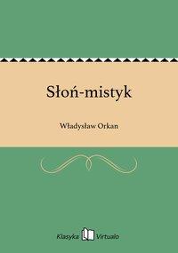 Słoń-mistyk - Władysław Orkan - ebook