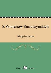 Z Wierchów Smreczyńskich