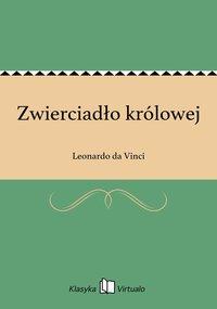 Zwierciadło królowej - Leonardo da Vinci - ebook