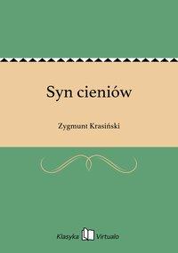 Syn cieniów - Zygmunt Krasiński - ebook