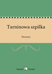 Tarninowa szpilka
