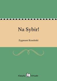 Na Sybir! - Zygmunt Krasiński - ebook