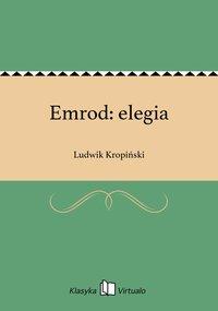 Emrod: elegia