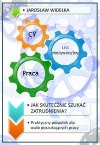 Jak skutecznie szukać zatrudnienia - Jarosław Widełka - ebook