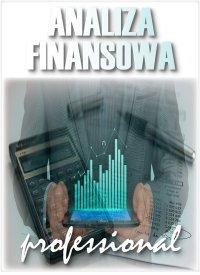 Analiza Finansowa - wersja Professional - e-BizCom