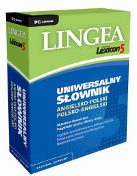 Lexicon 5 Uniwersalny słownik angielsko-polski polsko-angielski