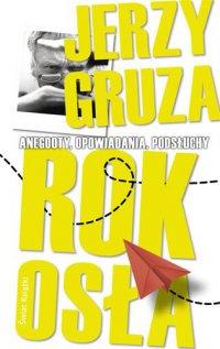 Rok osła - Jerzy Gruza - ebook