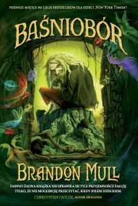 Baśniobór - Brandon Mull - ebook