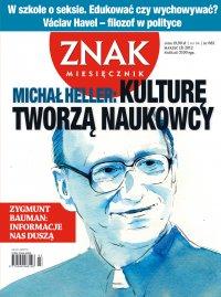 Miesięcznik Znak. Marzec 2012