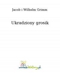 Ukradziony grosik - Jacob i Wilhelm Grimm - ebook