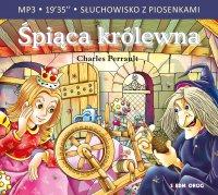 Śpiąca królewna - Charles Perrault - audiobook