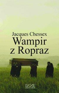 Wampir z Ropraz - Jacques Chessex - ebook