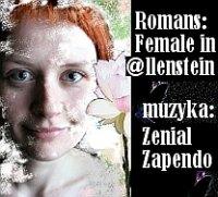 Romans Female in @llenstein. Dziewczyna pruska - Paweł Bitka Zapendowski - audiobook