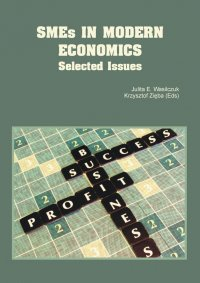 SMEs in Modern Economics. Selected Issues - Opracowanie zbiorowe - ebook