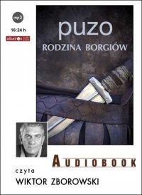 Rodzina Borgiów - Mario Puzo - audiobook