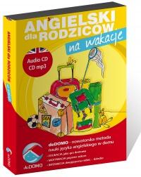 Angielski dla rodziców. Na wakacje - audiobook. deDOMO - Małgorzata Życka - audiobook