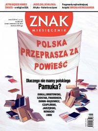 Miesięcznik Znak. Lipiec - sierpień 2012 - Opracowanie zbiorowe - eprasa