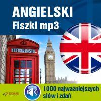 Angielski Fiszki mp3 1000 najważniejszych słów i zdań - Opracowanie zbiorowe - audiobook