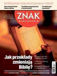 Miesięcznik Znak. Wrzesień 2012 - Opracowanie zbiorowe - eprasa