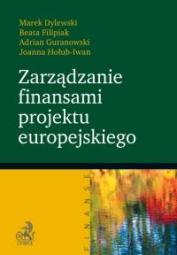 Zarządzanie finansami projektu europejskiego