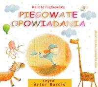 Piegowate opowiadania - Renata Piątkowska - audiobook
